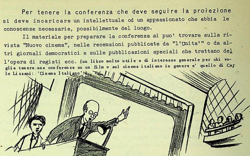 Circolo del cinema «F. Pasinetti», Modena