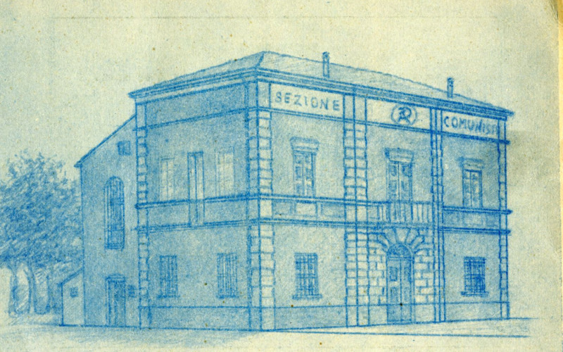 Casa del Popolo Santerno, Ravenna