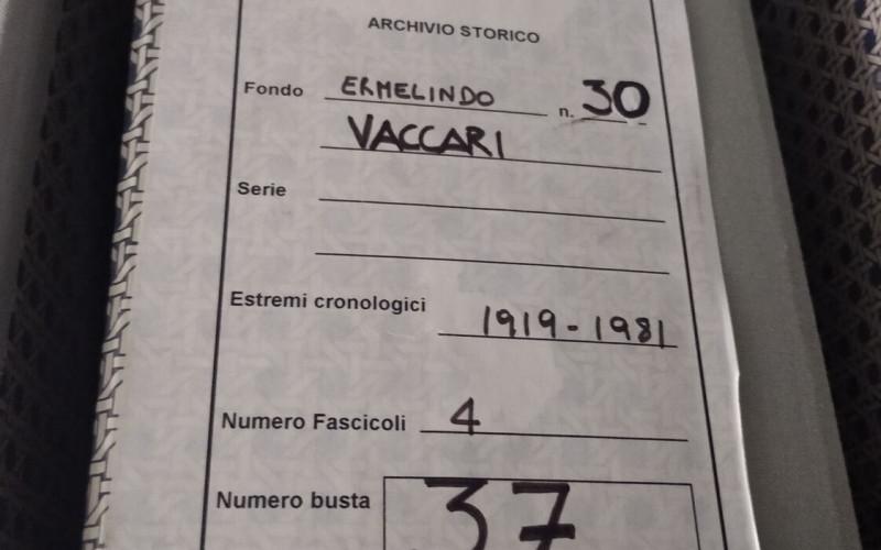 Vaccari Ermelindo