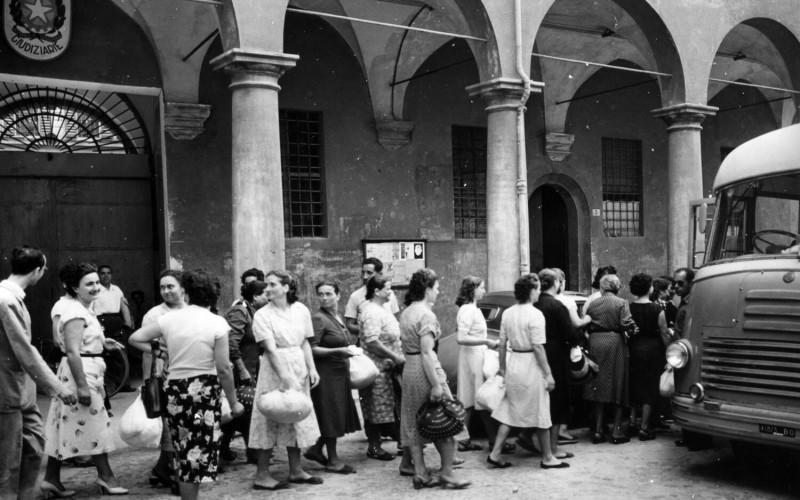 Bologna, Carcere di San Giovanni in Monte